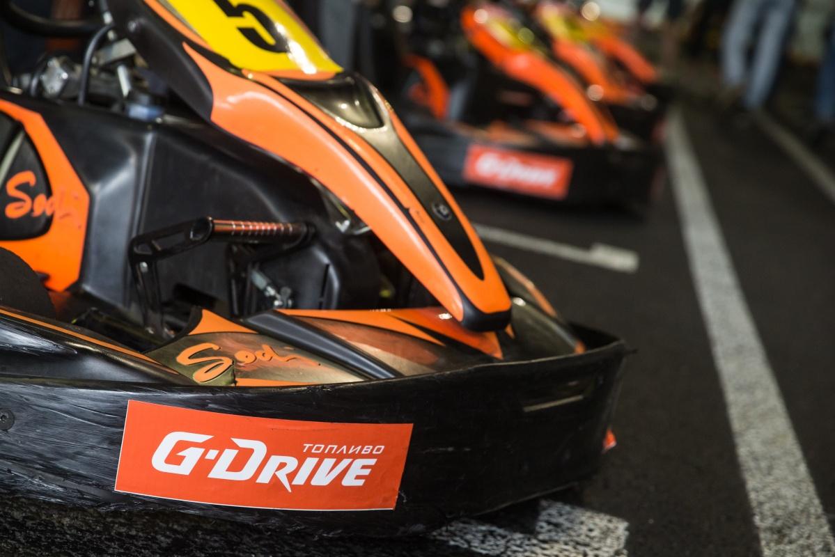 Гонка G-Drive